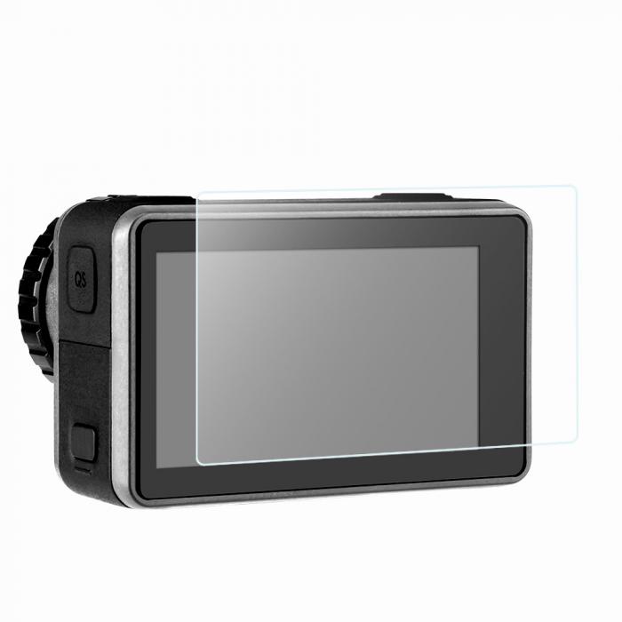 Set ecran din sticlă tratată și capac protector pentru obiective pentru DJI OSMO - OS-TFM-003 [2]