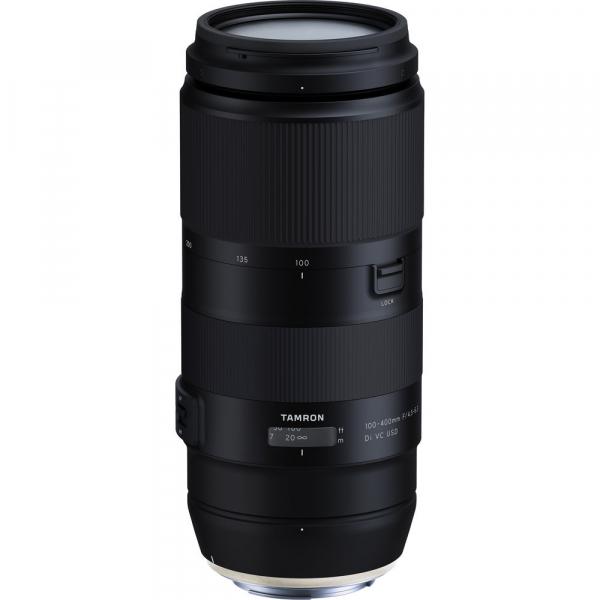 Tamron 100-400mm f/4.5-6.3 Di VC USD - Canon EF  0