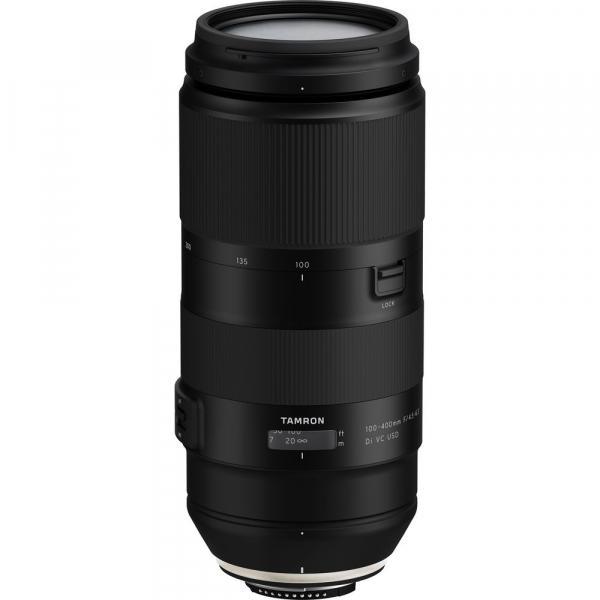 Tamron 100-400mm f/4.5-6.3 Di VC USD - Nikon F 0