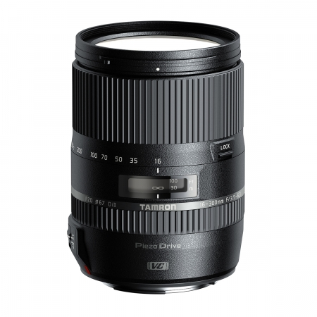 Tamron 16-300mm f/3.5-6.3 Di II VC PZD - Canon 0