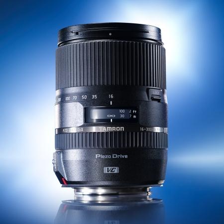 Tamron 16-300mm f/3.5-6.3 Di II VC PZD - Canon 3