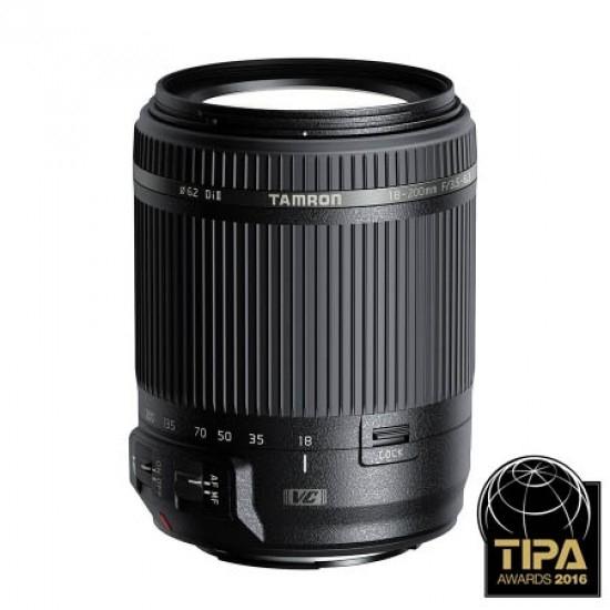 Tamron 18-200mm f/3.5-6.3 Di II VC - montura Nikon 0