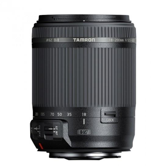 Tamron 18-200mm f/3.5-6.3 Di II VC - montura Nikon 2