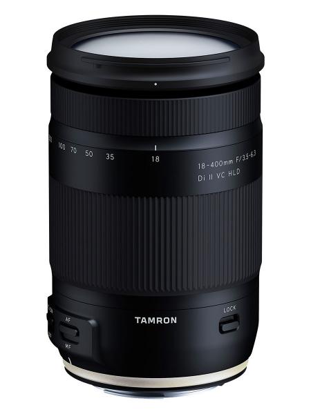 Tamron 18-400mm f/3.5-6.3 Di II VC HLD - montura Nikon 0