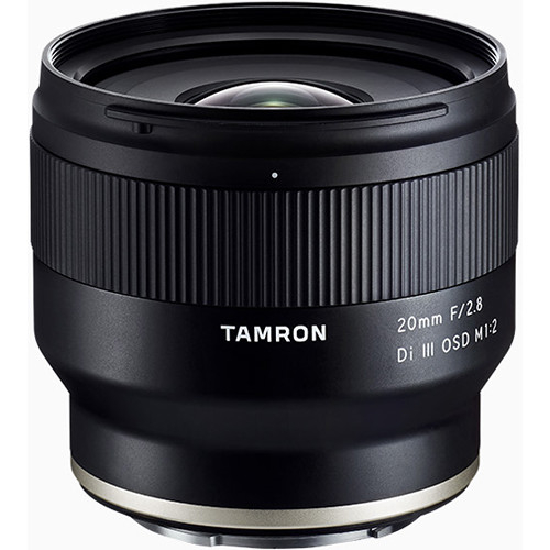 Tamron 20mm F/2.8 Di III OSD - obiectiv montura Sony E 0