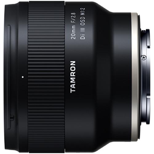 Tamron 20mm F/2.8 Di III OSD - obiectiv montura Sony E 1