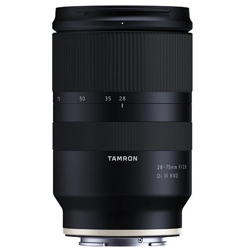 Tamron 28-75mm f/2.8 Di III RXD -   obiectiv Mirrorless montura Sony E 0