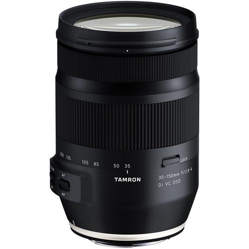Tamron 35-150mm f/2.8-4 Di VC OSD - Nikon F 0