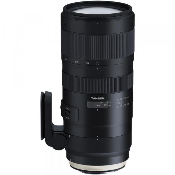 Tamron 70-200mm f/2.8 SP Di VC USD G2 - montura Canon 0