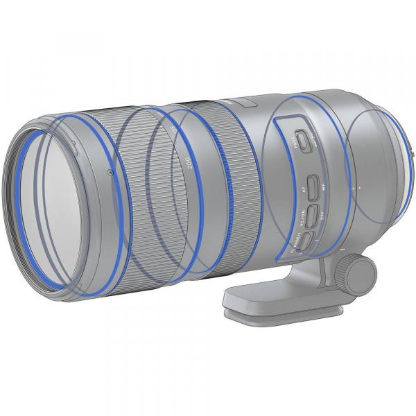 Tamron 70-200mm f/2.8 SP Di VC USD G2 - montura Nikon 9