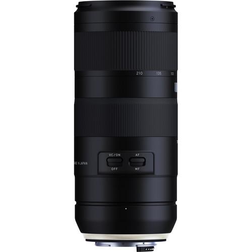 Tamron 70-210mm f/4 Di VC USD - Nikon F 1
