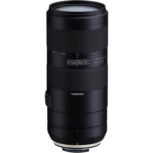 Tamron 70-210mm f/4 Di VC USD - Nikon F 0