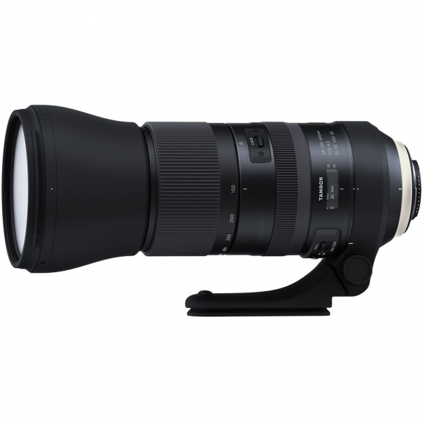 Tamron SP 150-600mm f/5-6.3 Di VC USD G2 - Canon EF 0