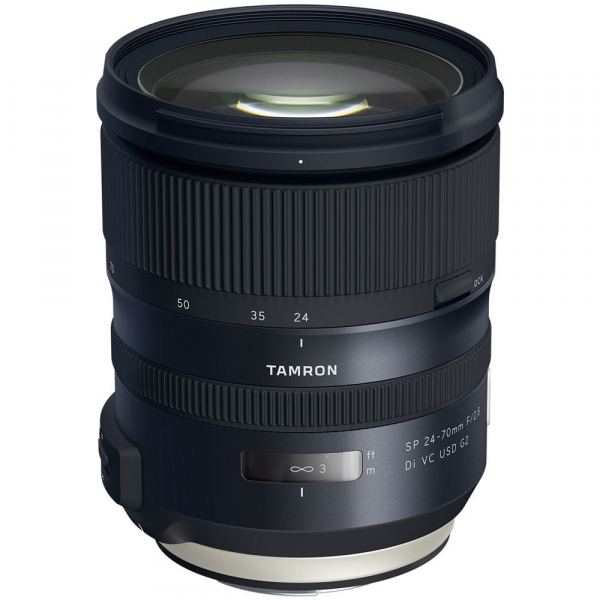 Tamron SP 24-70mm f/2.8 VC USD G2 - montura Canon 0