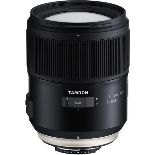 Tamron SP 35mm f/1.4 Di USD - Canon EF 0