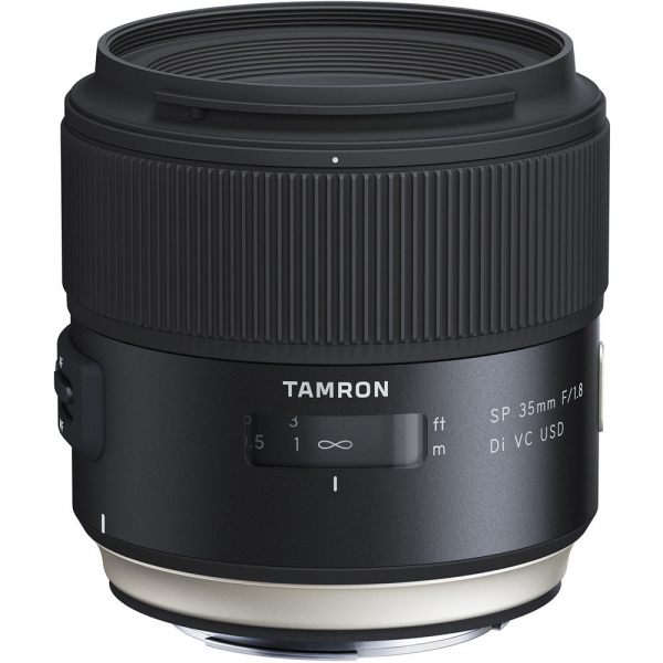 Tamron SP 35mm f/1.8 Di VC USD - montura Canon 0