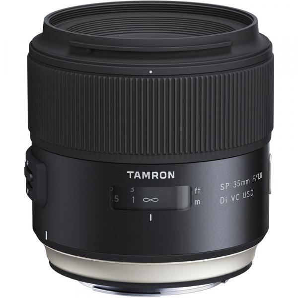 Tamron SP 35mm f/1.8 Di VC USD - montura Nikon [0]