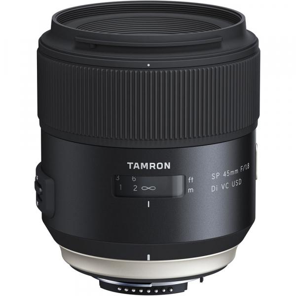 Tamron SP 45mm f/1.8 Di VC USD - montura Nikon 0