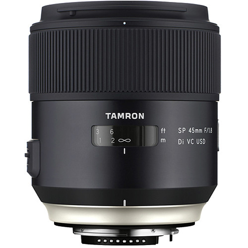 Tamron SP 45mm f/1.8 Di VC USD - montura Nikon 1