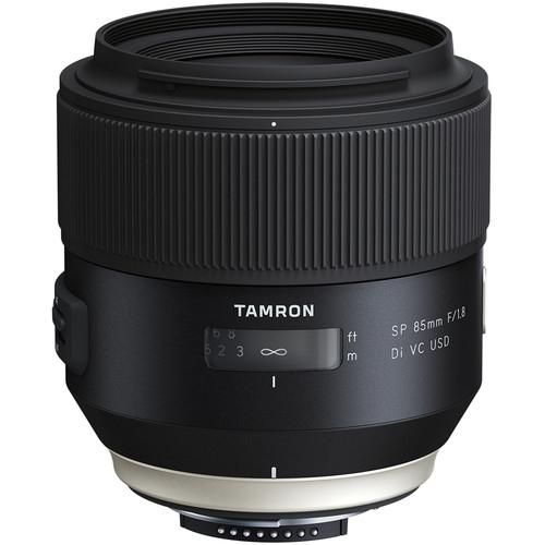 Tamron SP 85mm f/1.8 Di VC USD Canon 0