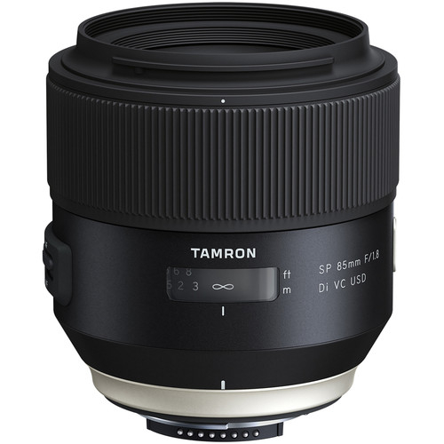 Tamron SP 85mm f/1.8 Di VC USD Nikon 0