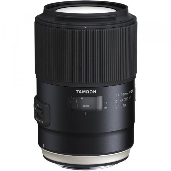 Tamron SP 90mm f/2.8 Di VC USD macro 1:1 Canon [0]