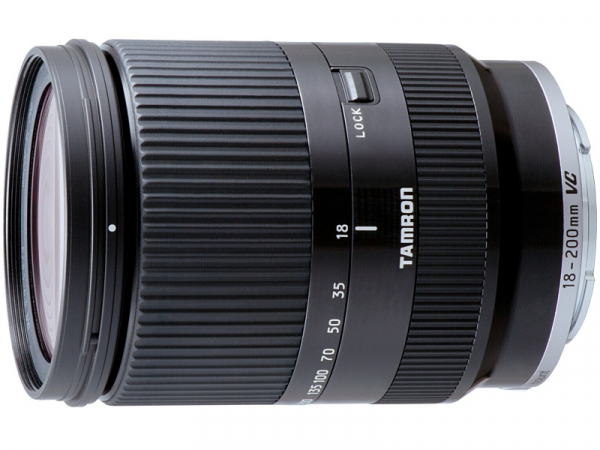 Tamron Tamron 18-200mm F/3.5-6.3 Di III VC negru -   obiectiv Mirrorless montura Sony E 0
