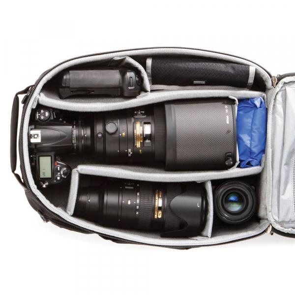 Think Tank Airport Essentials - Black - Rucsac foto 5