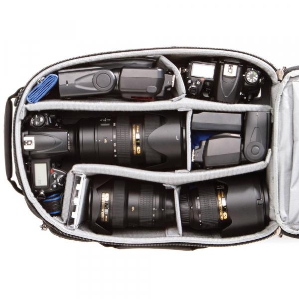 Think Tank Airport Essentials - Black - Rucsac foto 2