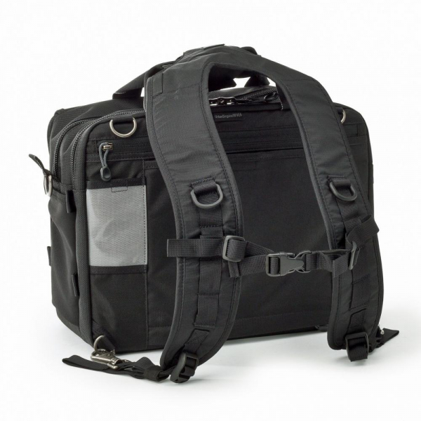 Think Tank Backpack Conversion Straps - bretele care transforma geanta de umar in rucsac foto - Black 0