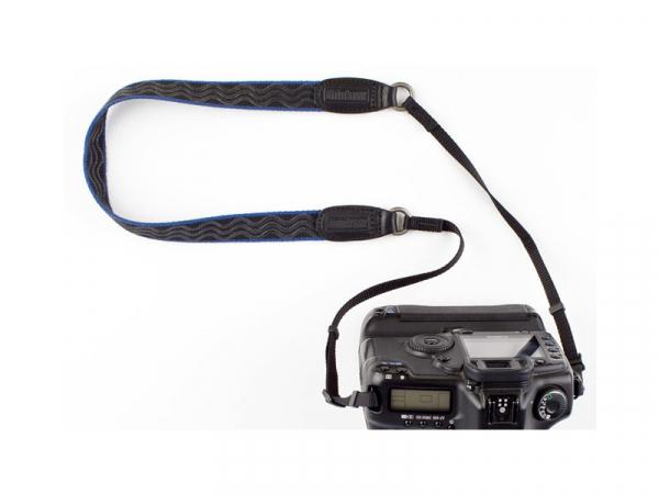 Think Tank camera strap black/ blue V2.0 - curea umar aparat foto 0