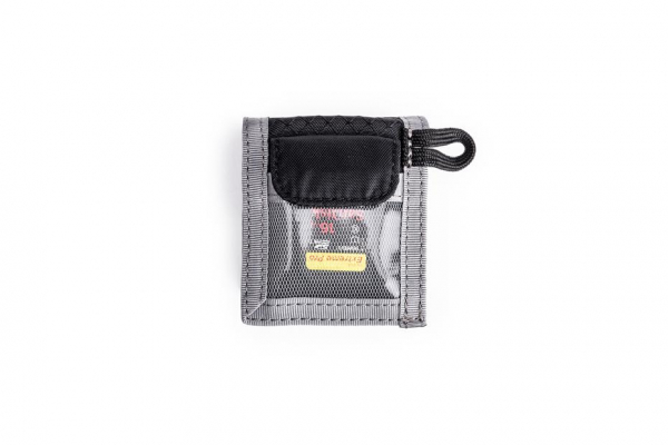 Think Tank CF/SD + Battery Wallet - Gri - Portofel carduri si baterie 5