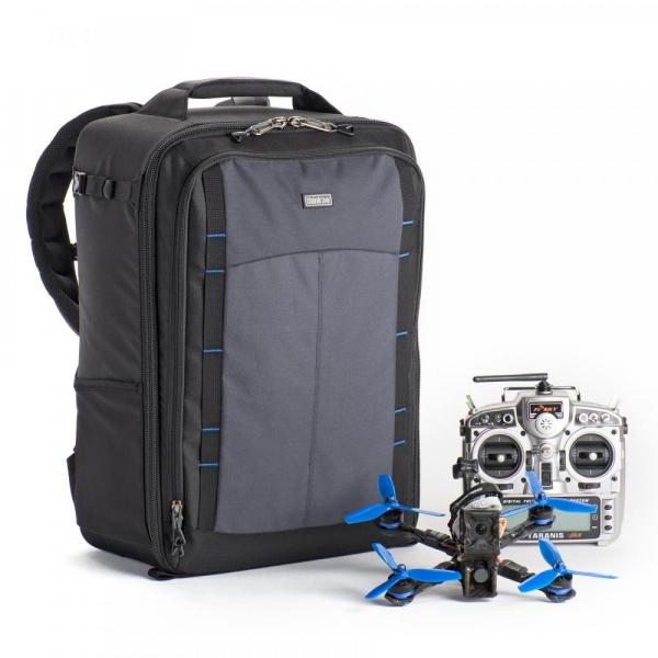Think Tank FPV Airport Helipak - rucsac pentru drone - Black+Gray 0