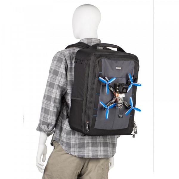 Think Tank FPV Airport Helipak - rucsac pentru drone - Black+Gray 8