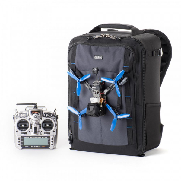 Think Tank FPV Airport Helipak - rucsac pentru drone - Black+Gray 7