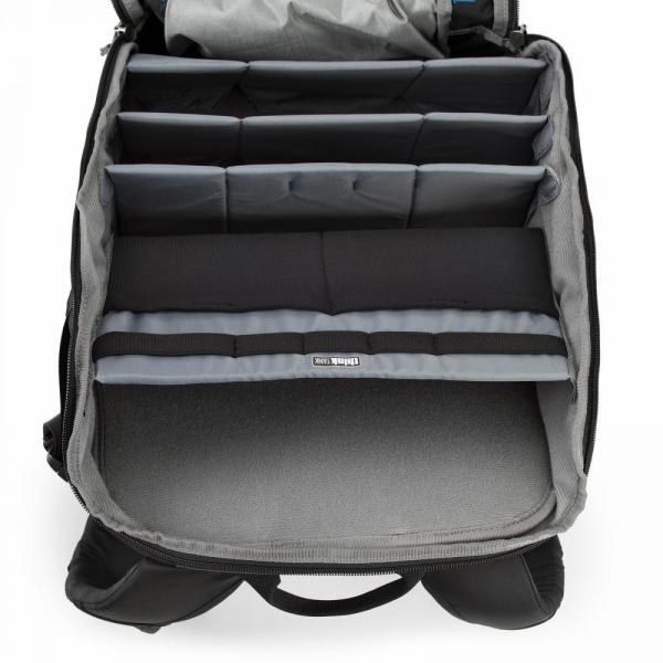 Think Tank FPV Session Backpack - rucsac dedicat dronelor - Black+Gray 3