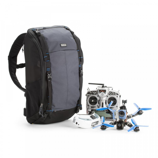 Think Tank FPV Session Backpack - rucsac dedicat dronelor - Black+Gray 6