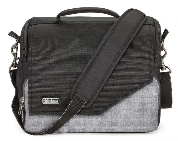 Think Tank Mirrorless Mover 30i Heathered Grey - geanta foto 0