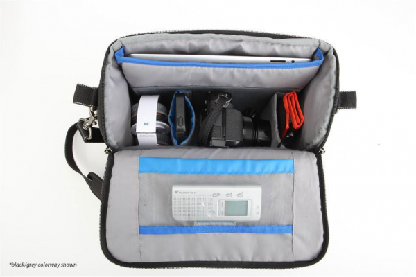 Think Tank Mirrorless Mover 30i Heathered Grey - geanta foto 2