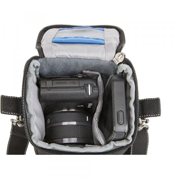 Think Tank Mirrorless Mover 5 - Dark Blue - geanta foto 4