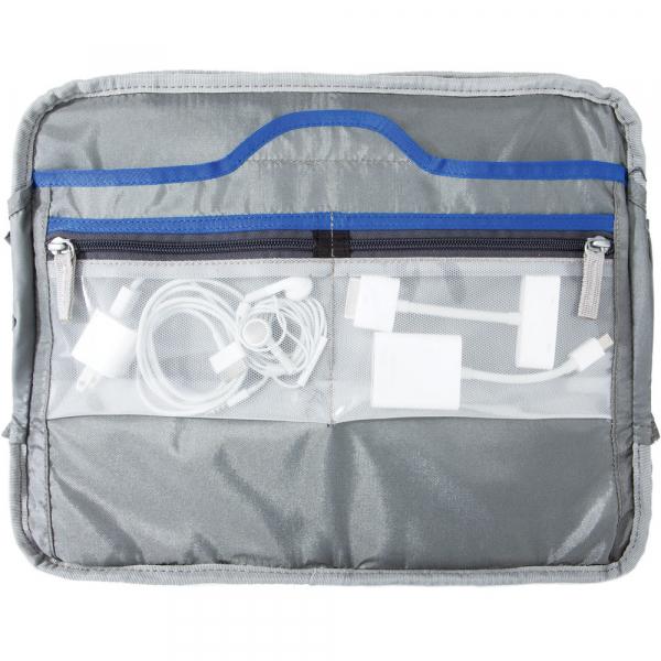 Think Tank My 2nd Brain Briefcase 13 Harbor Blue - geanta laptop 1