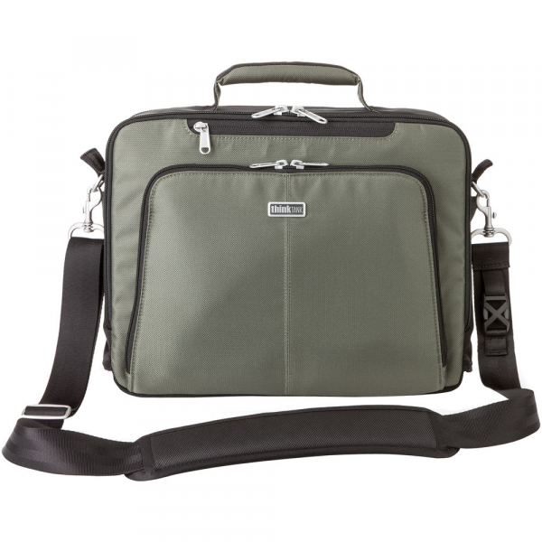 Think Tank My 2nd Brain Briefcase 13 Mist Green - geanta laptop 0