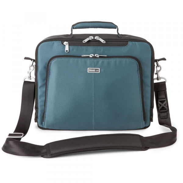 Think Tank My 2nd Brain Briefcase 15 Harbor Blue - geanta laptop 0