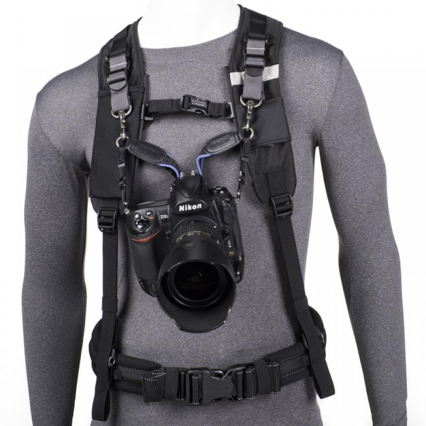 Think Tank Pixel Racing Harness V3.0 - Black - bretele centura foto 4