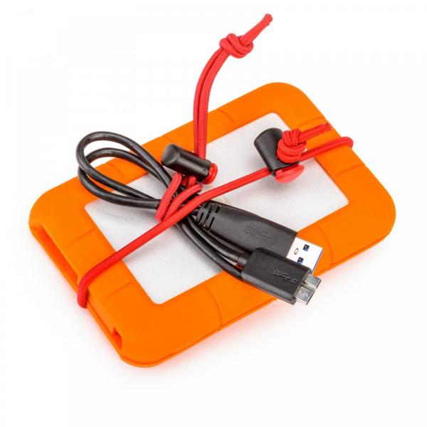 Think Tank Red Whips - 10 legaturi elastice reglabile 3