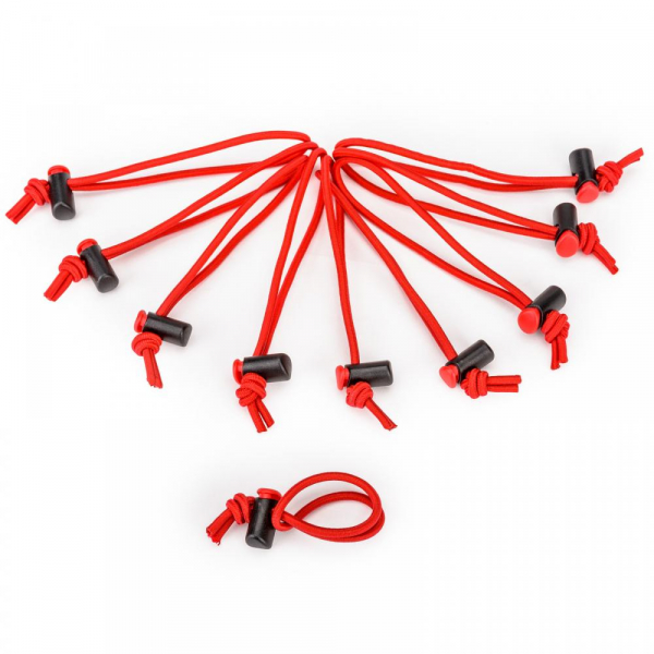 Think Tank Red Whips - 10 legaturi elastice reglabile 0