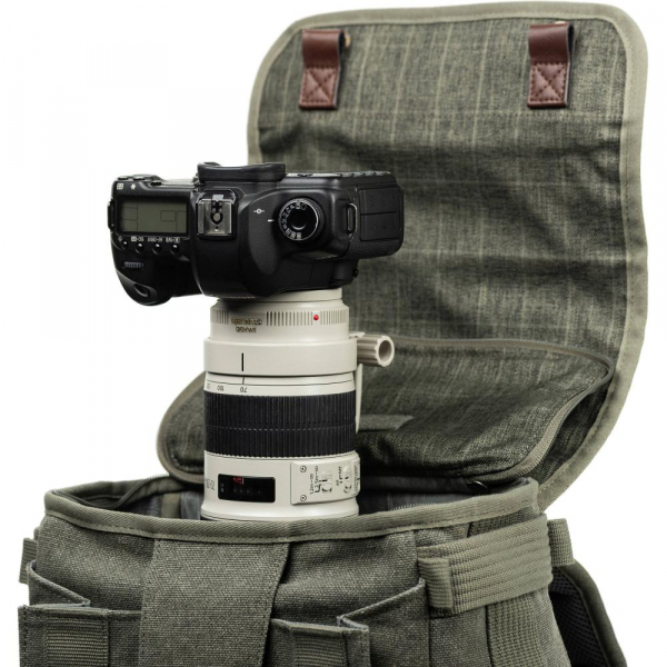 Think Tank Retrospective 15 Backpack , Black  - Ruscac foto 8
