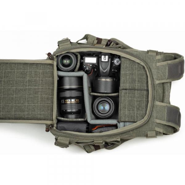 Think Tank Retrospective 15 Backpack , Black  - Ruscac foto 4