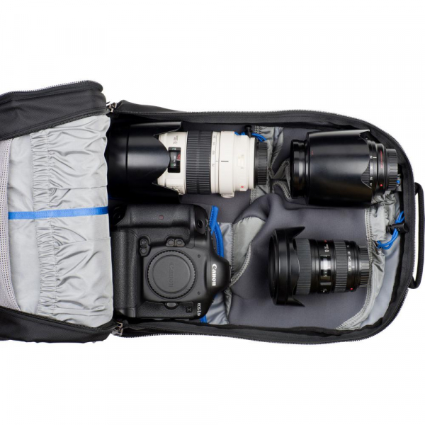 Think Tank Shape Shifter 15  V2.0 - rucsac foto - Black 3