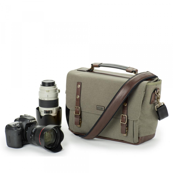 Think Tank Signature 13 - Dusty Olive - geanta foto 4